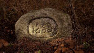 kamień wiekowy 1853